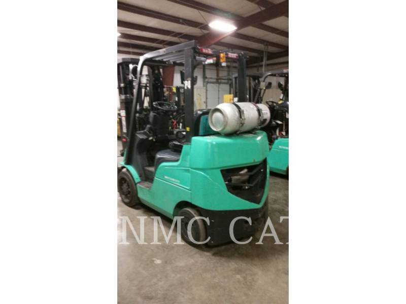 MITSUBISHI FORKLIFTS CARRELLI ELEVATORI A FORCHE FGC25N_MT equipment  photo 4