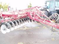 Equipment photo SUNFLOWER DISC SF4412-07 TRACTEURS AGRICOLES 1