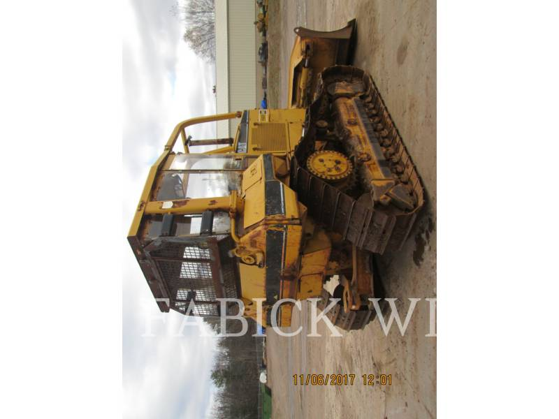 CATERPILLAR TRACK TYPE TRACTORS D5MXL equipment  photo 5