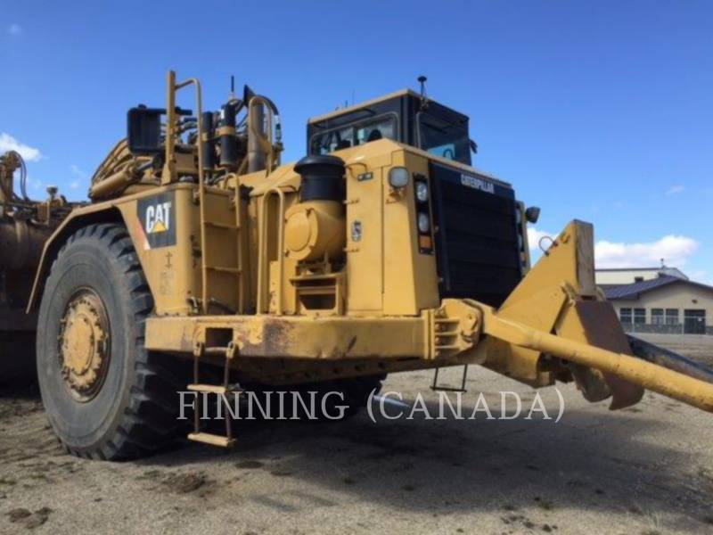 CATERPILLAR MOTOESCREPAS 637G equipment  photo 3