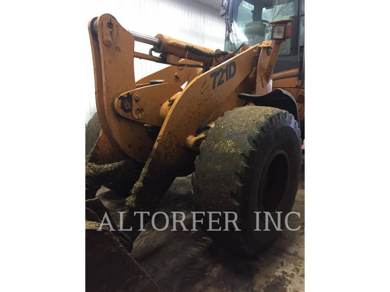 CASE/NEW HOLLAND WHEEL LOADERS/INTEGRATED TOOLCARRIERS 721D equipment  photo 4