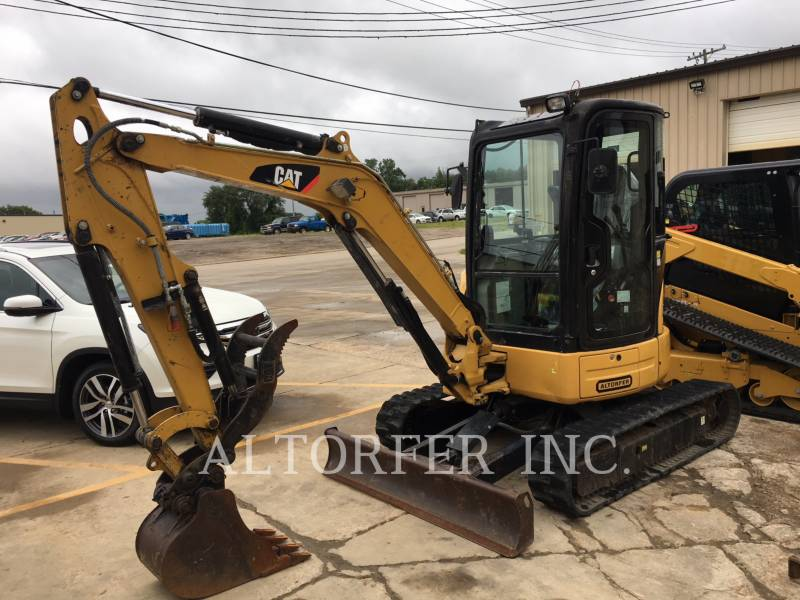 CATERPILLAR ESCAVATORI CINGOLATI 303.5DCR equipment  photo 1