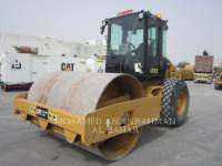 CATERPILLAR TRILLENDE ENKELE TROMMEL GLAD CS-533E equipment  photo 1