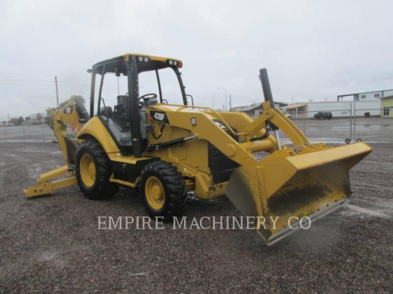 CATERPILLAR バックホーローダ 420F 4EO equipment  photo 4