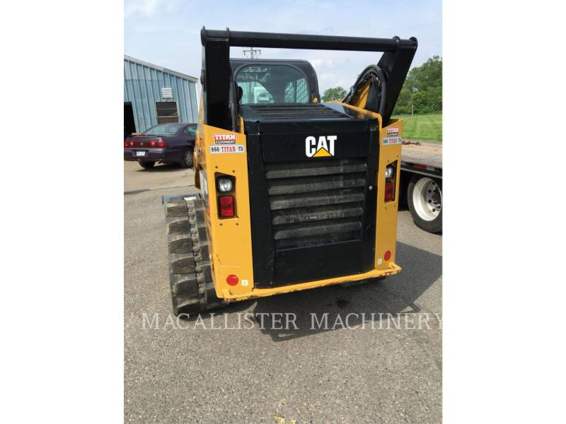 CATERPILLAR UNIWERSALNE ŁADOWARKI 289D equipment  photo 3