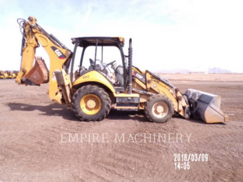 CATERPILLAR BAGGERLADER 420FIT equipment  photo 9