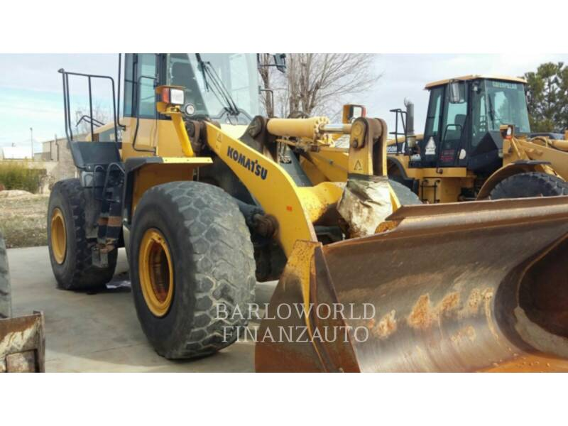 KOMATSU WHEEL LOADERS/INTEGRATED TOOLCARRIERS WA430 equipment  photo 1