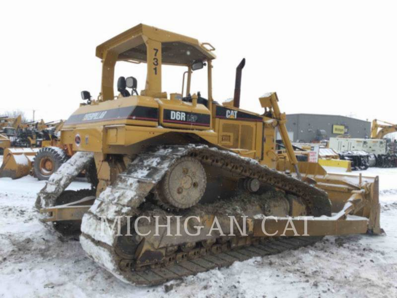 CATERPILLAR TRACTEURS SUR CHAINES D6RL equipment  photo 3