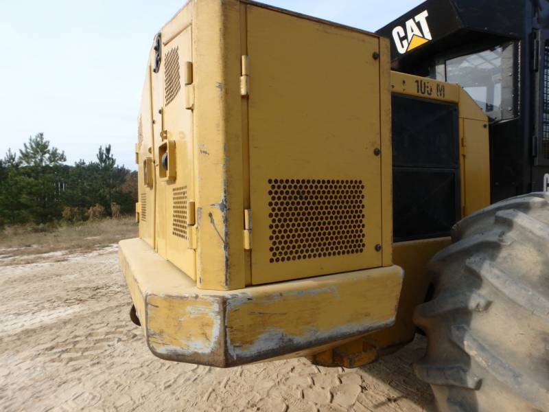 CATERPILLAR FORESTAL - TALADORES APILADORES - DE RUEDAS 563C equipment  photo 16