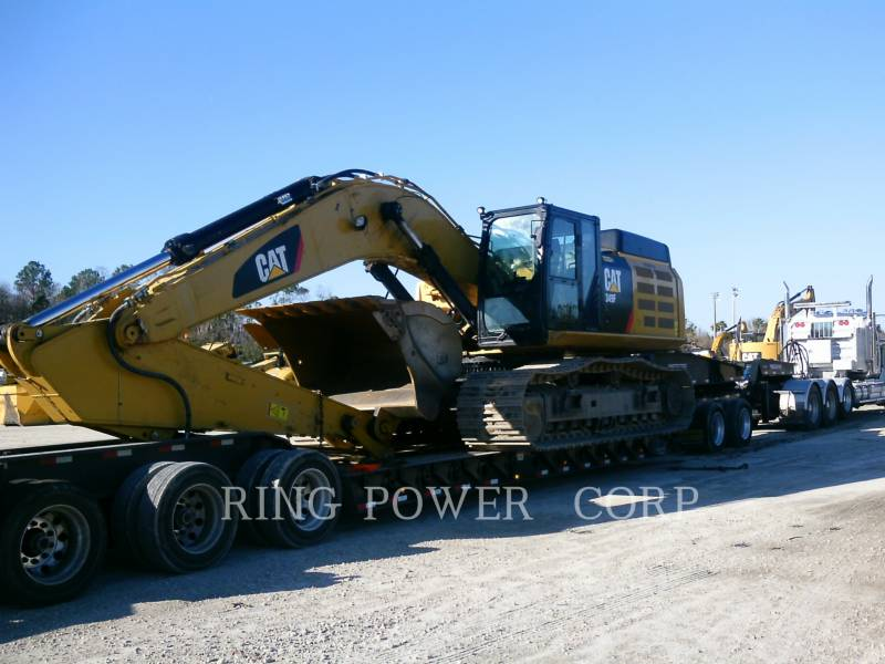 CATERPILLAR ESCAVATORI CINGOLATI 349FL equipment  photo 1