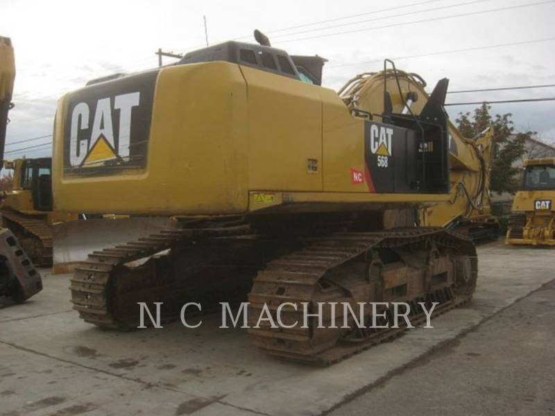 CATERPILLAR MÁQUINA FORESTAL 568 equipment  photo 3