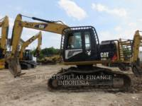CATERPILLAR TRACK EXCAVATORS 313D2LGP equipment  photo 1