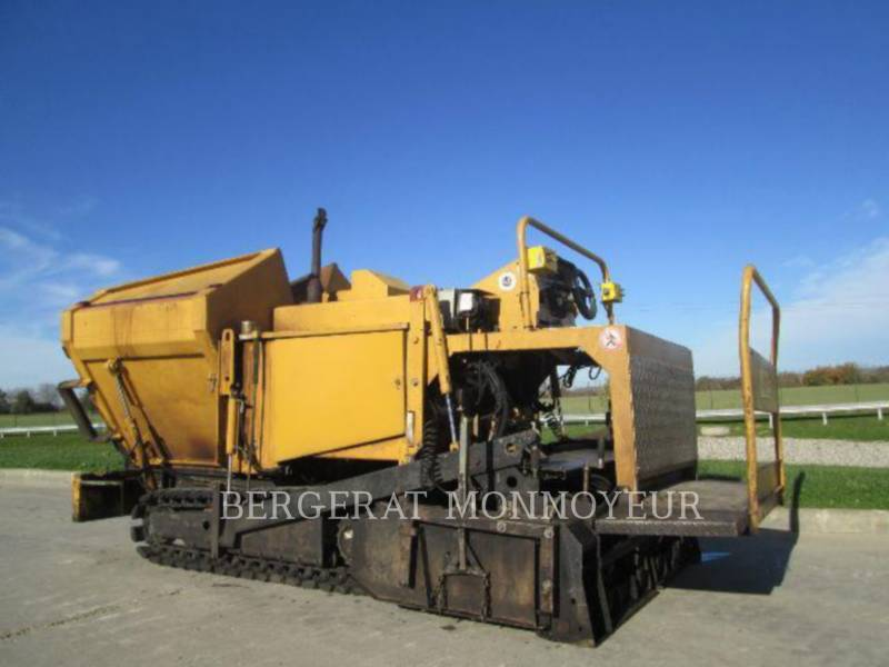 CATERPILLAR FINISSEURS BB621 equipment  photo 7