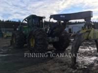 JOHN DEERE FORESTRY - SKIDDER 848 L equipment  photo 6