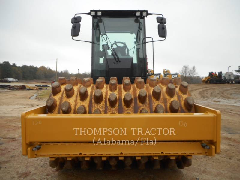 CATERPILLAR COMPACTEUR VIBRANT, MONOCYLINDRE À PIEDS DAMEURS CP54B equipment  photo 8