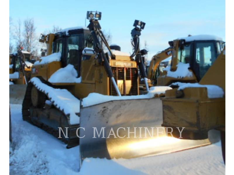CATERPILLAR TRACTORES DE CADENAS D6T XWVPAT equipment  photo 1