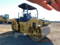 Equipment photo CATERPILLAR CB10 TAMBOR DOBLE VIBRATORIO ASFALTO 1