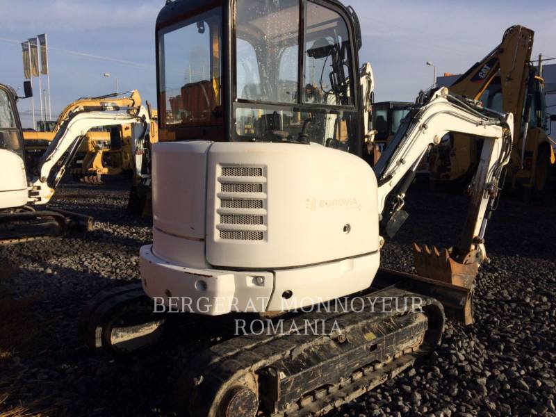 CATERPILLAR ESCAVATORI CINGOLATI 302.7 D CR equipment  photo 3