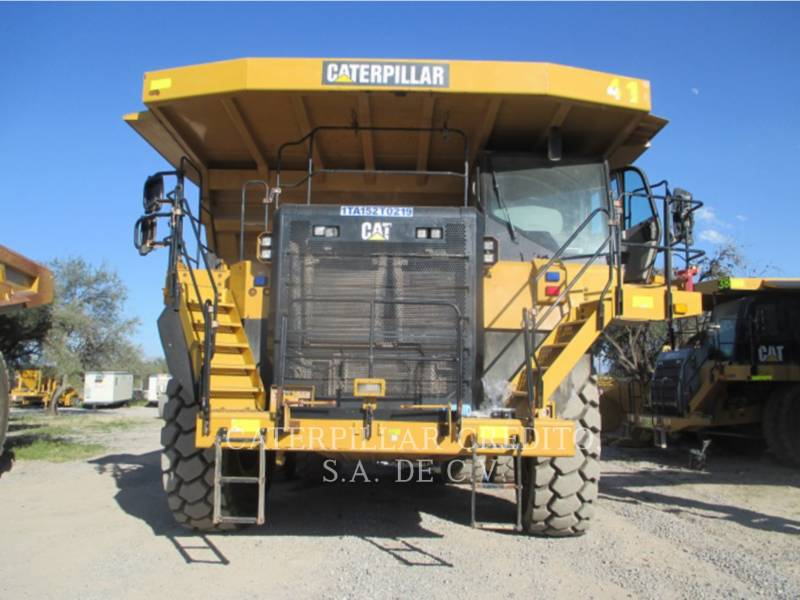 CATERPILLAR CAMIONES RÍGIDOS 777GLRC equipment  photo 4