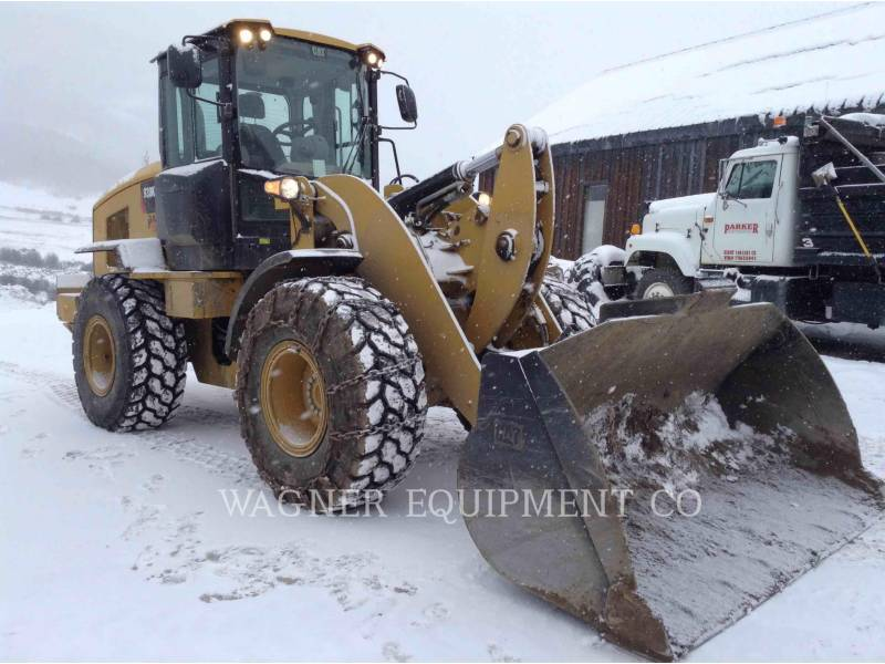 CATERPILLAR RADLADER/INDUSTRIE-RADLADER 930K FC equipment  photo 2