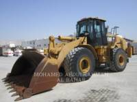 CATERPILLAR PÁ-CARREGADEIRAS DE RODAS/ PORTA-FERRAMENTAS INTEGRADO 966 H equipment  photo 1