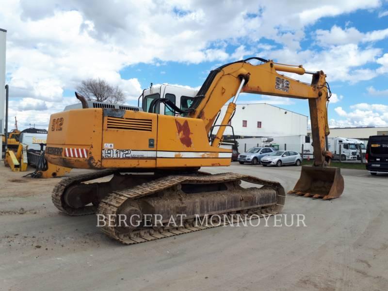 LIEBHERR PELLES SUR CHAINES R912 equipment  photo 1