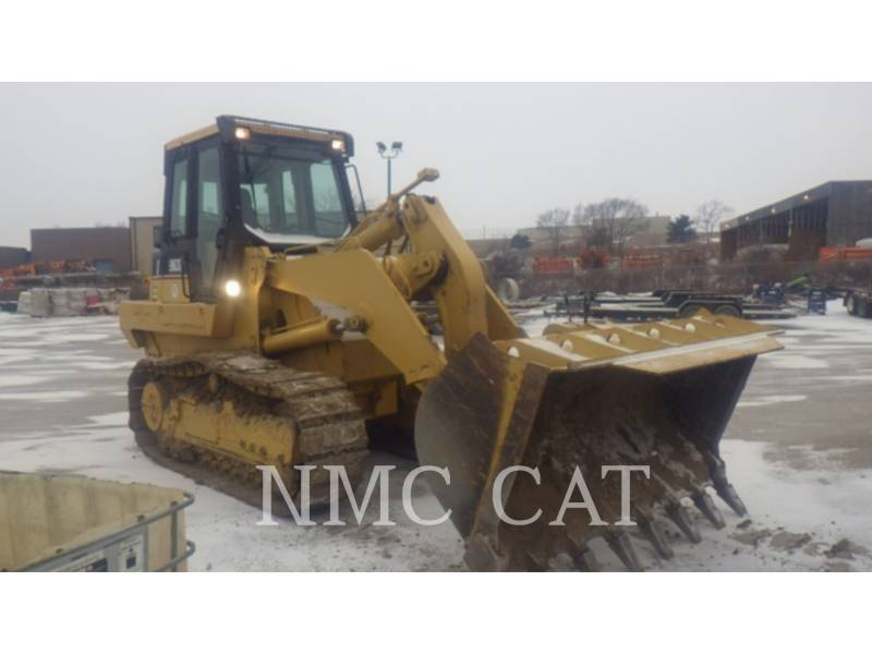 CATERPILLAR 履帯式ローダ 963C equipment  photo 4