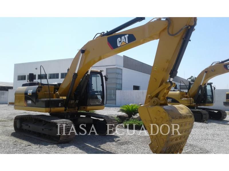 CATERPILLAR TRACK EXCAVATORS 320D2 equipment  photo 4