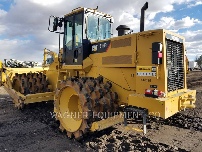 Caterpillar COMPACTOARE 815FII equipment  photo 2