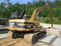 CATERPILLAR PELLES SUR CHAINES 320BLR equipment  photo 4