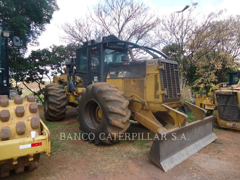CATERPILLAR SILVICULTURA - TRATOR FLORESTAL 545C equipment  photo 1