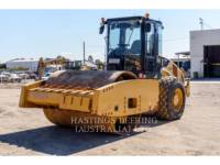Equipment photo CATERPILLAR CS76 XT VIBRATORY SINGLE DRUM SMOOTH 1