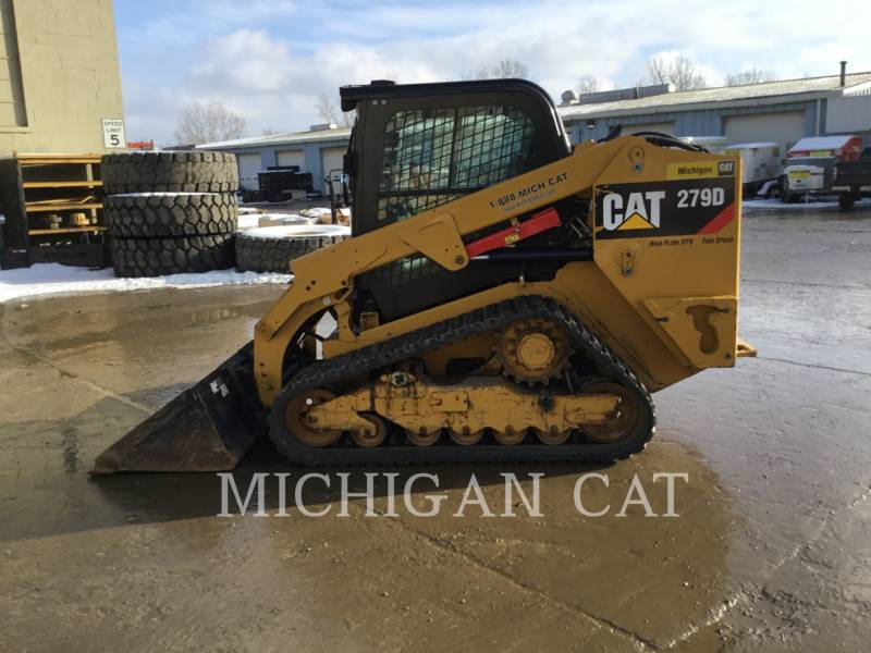 CATERPILLAR MULTI TERRAIN LOADERS 279D AHQ equipment  photo 15