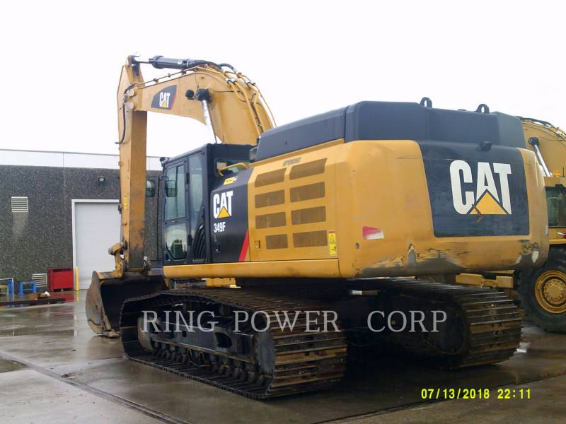 CATERPILLAR ESCAVATORI CINGOLATI 349FL equipment  photo 3