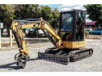Equipment photo CATERPILLAR 303.5E CR TRACK EXCAVATORS 1