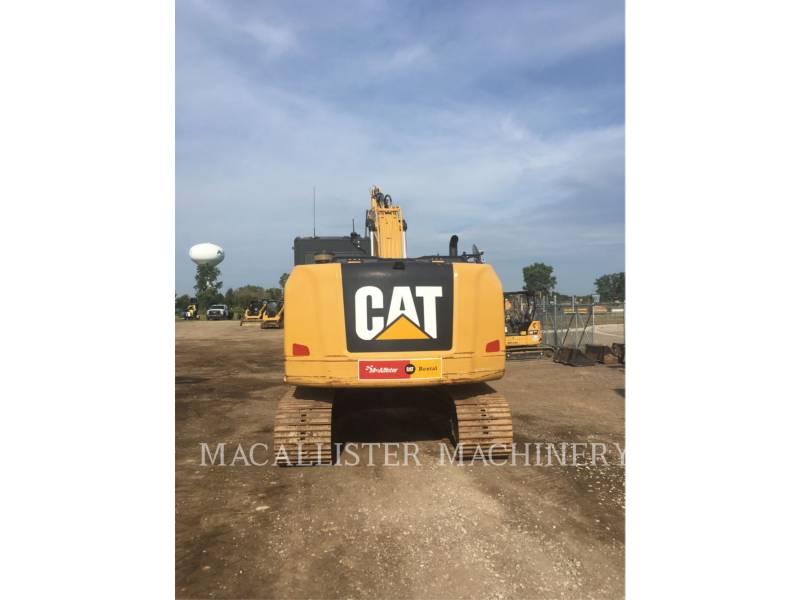 CATERPILLAR TRACK EXCAVATORS 312EL equipment  photo 3