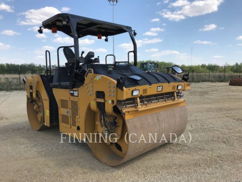 CATERPILLAR TAMBOR DOBLE VIBRATORIO ASFALTO CB64B equipment  photo 1