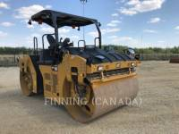 Equipment photo CATERPILLAR CB64B COMPACTEURS TANDEMS VIBRANTS 1