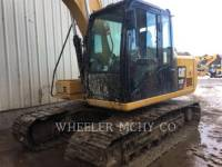 CATERPILLAR EXCAVADORAS DE CADENAS 313F GC CF equipment  photo 5