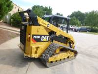CATERPILLAR TRACK LOADERS 289D equipment  photo 3