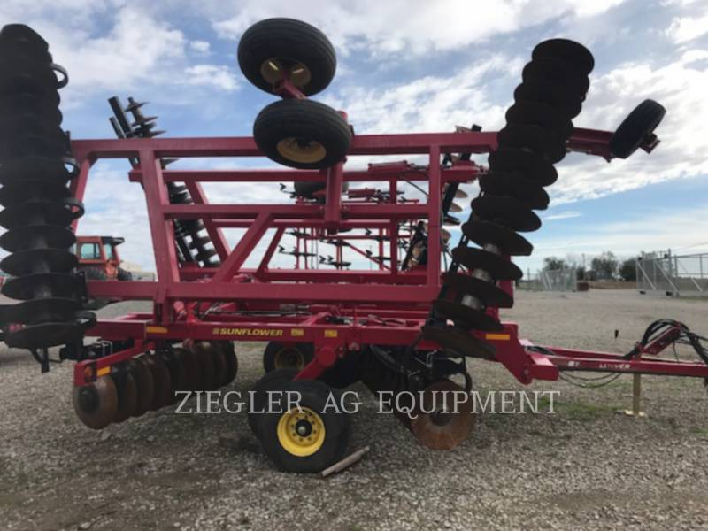 AGCO-CHALLENGER CHARRUE 1435-33 equipment  photo 1