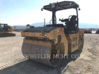 CATERPILLAR TANDEMOWY WALEC WIBRACYJNY DO ASFALTU (STAL-STAL) CB54B AMAP equipment  photo 6