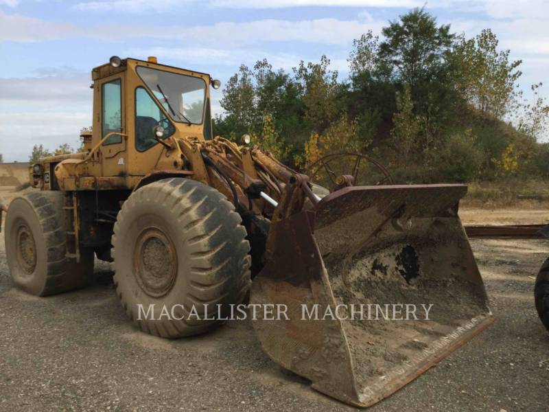 CATERPILLAR WHEEL LOADERS/INTEGRATED TOOLCARRIERS 980B equipment  photo 1