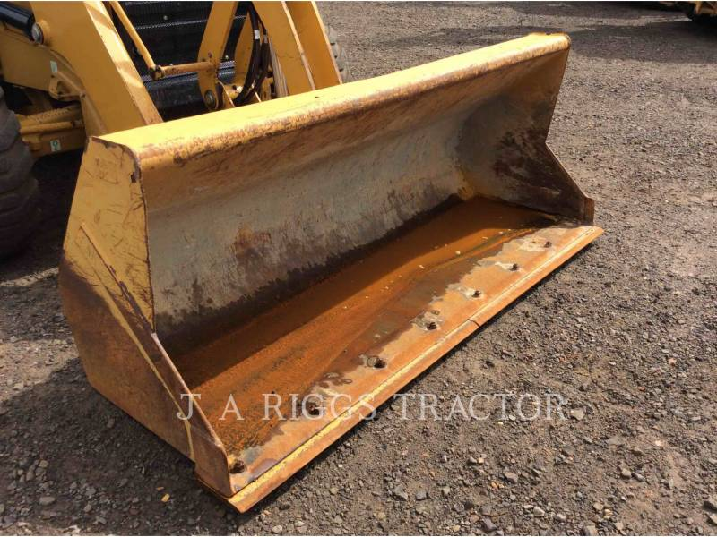 CATERPILLAR CHARGEUSES-PELLETEUSES 420F 4E equipment  photo 12