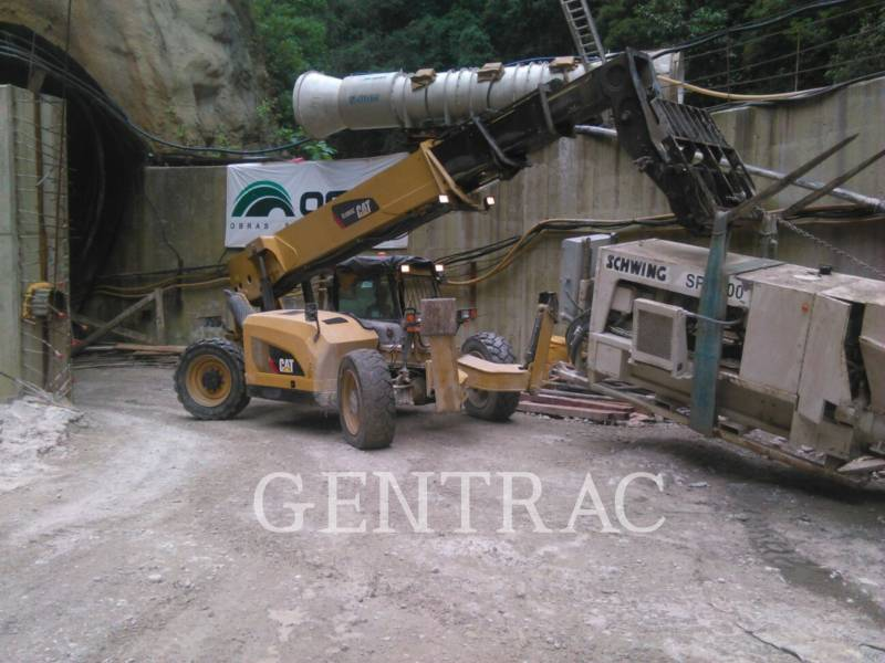 CATERPILLAR MANIPULADORES TELESCÓPICOS TL1055C equipment  photo 3
