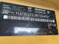 CATERPILLAR MINICARGADORAS 262C equipment  photo 8