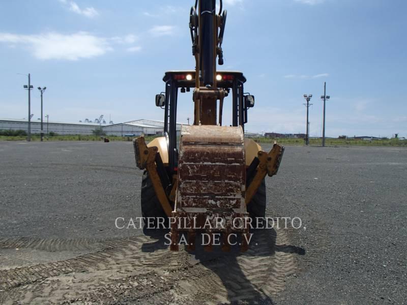 CATERPILLAR BACKHOE LOADERS 416F2STLRC equipment  photo 6