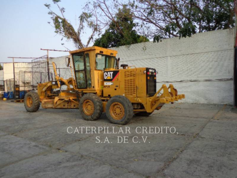 CATERPILLAR MOTONIVELADORAS 120 K equipment  photo 4