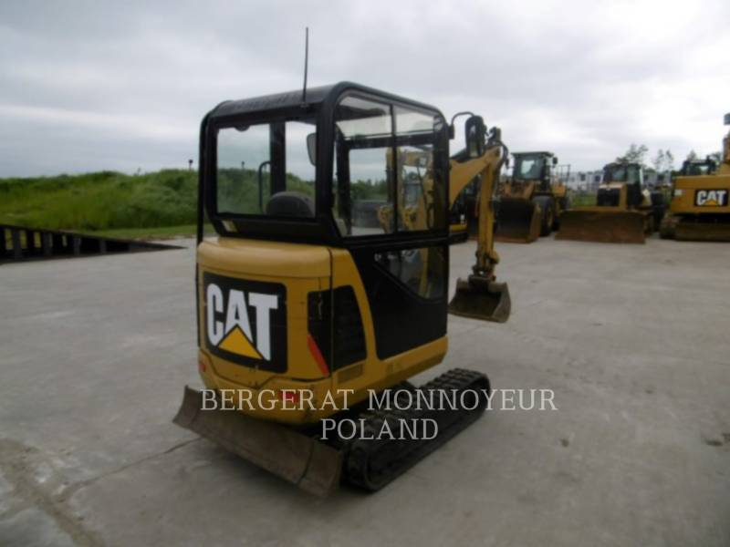 CATERPILLAR TRACK EXCAVATORS 301.8C equipment  photo 3