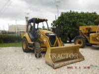 CATERPILLAR RETROESCAVADEIRAS 416FST equipment  photo 1